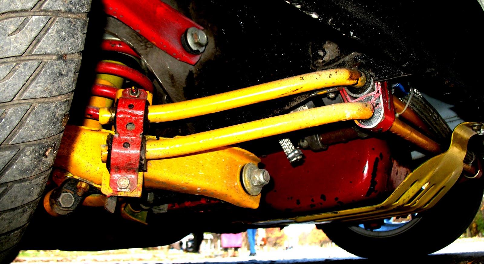 56Ваз 2107 ремонт передней подвески своими руками