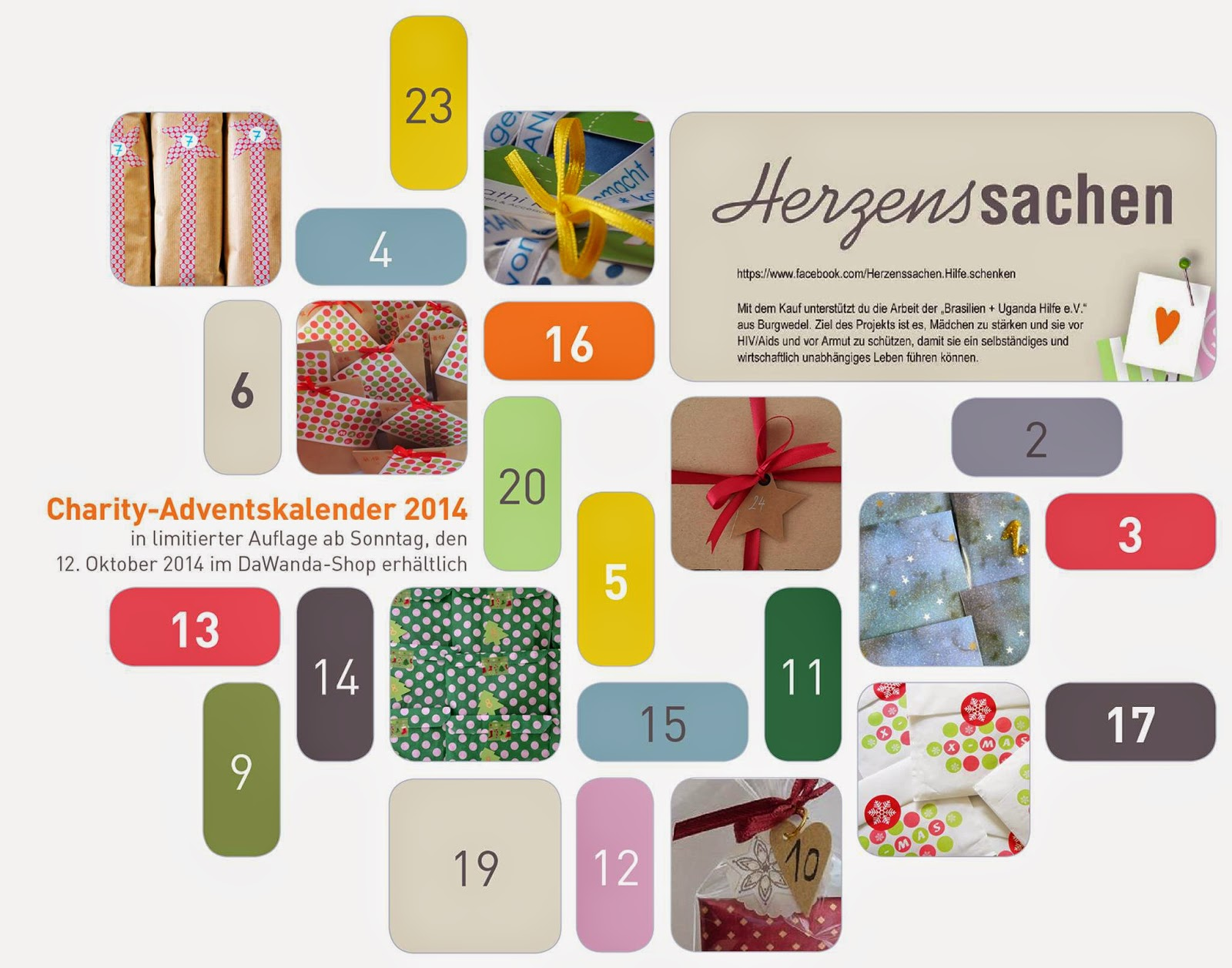 fabelhafte kleine geschenke f r adventskalender fotos. Black Bedroom Furniture Sets. Home Design Ideas