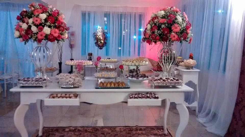 Conquista Cerimonial Decoração Festa de Casamento Rosa -> Decoracao De Banheiro De Festa De Casamento