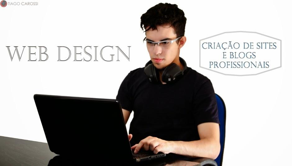 Webdesign Criação de sites