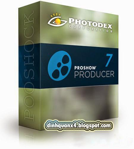 proshow producer 7 crack free download