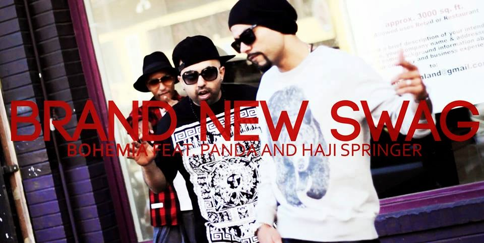 BOHEMIA - BRAND NEW SWAG FEAT. PANDA & HAJI SPRINGER (OFFCIAL VIDEO)