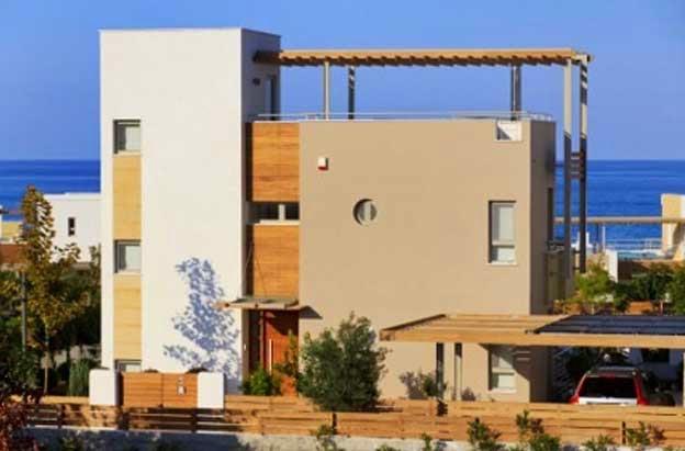 5 ide warna cat rumah untuk bagian exterior blog rumah