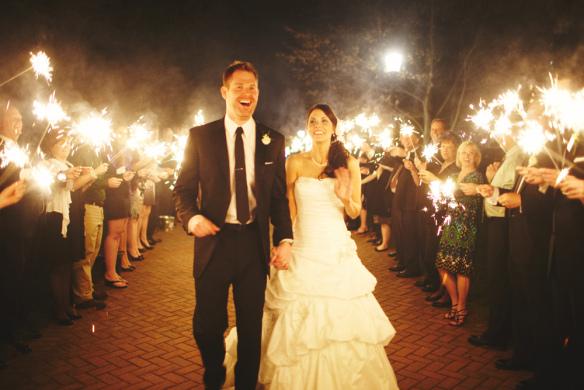 5 Wedding Day Send-off Ideas for an Unforgettable Exit | Raffaele Ciuca