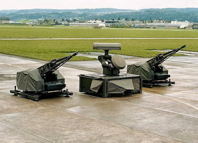 TNI AU Tambah Pesawat dan Rudal Oerlikon