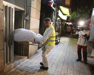 Vigo - homem português mata mulher e esconde corpo dentro de armário antes de se suicidar