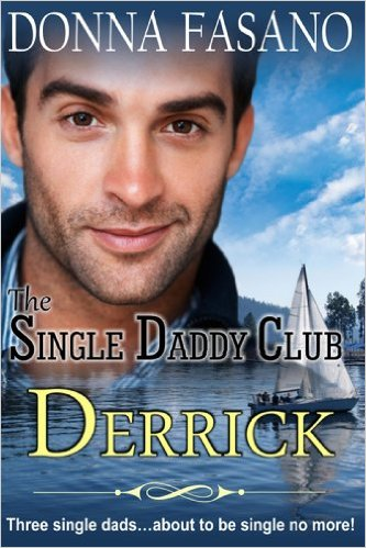 The Single Daddy Club, a 3-book sweet romance series, starts with Derrick!
