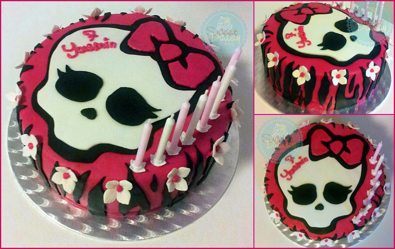 monster high backen