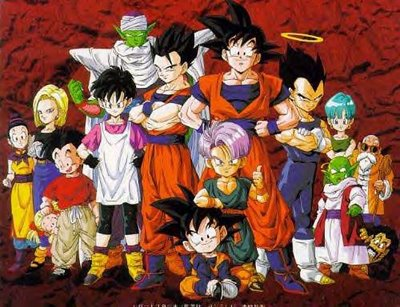 Download Dragon ball Z Completo dublado