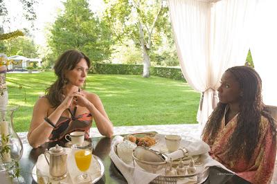 Maryann Forrester - Michelle Forbes & Tara Thornton - Rutina Wesley