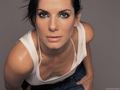 Sandra Bullock Hollywood Photo Shoot