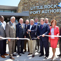 Little Rock Port Authority Opens New Arkansas River Resource Center