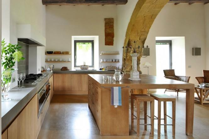 Italia Decoracion De Interiores ~ esparcidas por el tranquilo campo, de los cuales los propietarios de