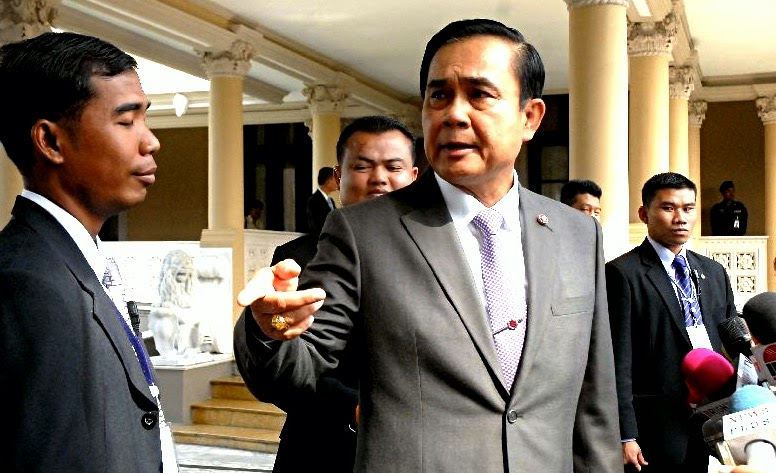 Prayuth Thailand
