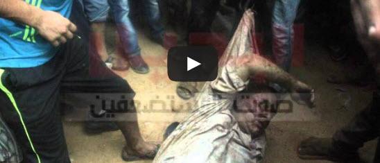 بالفيديو..لحظة قتل القيادي الشيعي حسن شحاته و3 آخريين