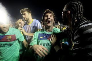 Barcelona Campeón de la Liga Española