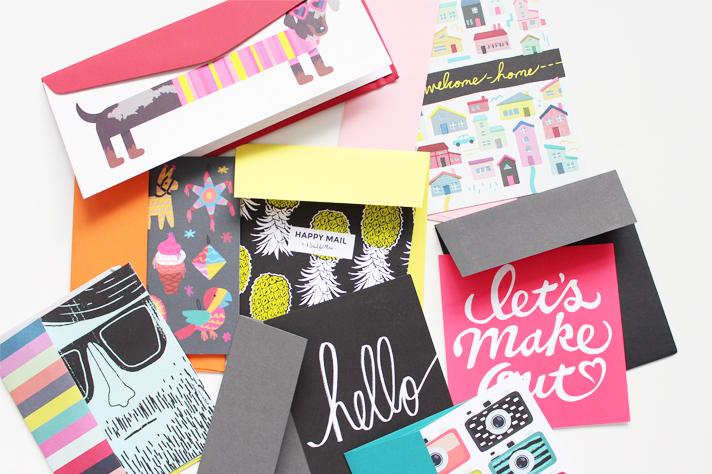 A BEAUTIFUL MESS | Happy Mail January '15 - CassandraMyee