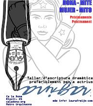 Taller de escritura dramática MUJER-MITO marzo 2013