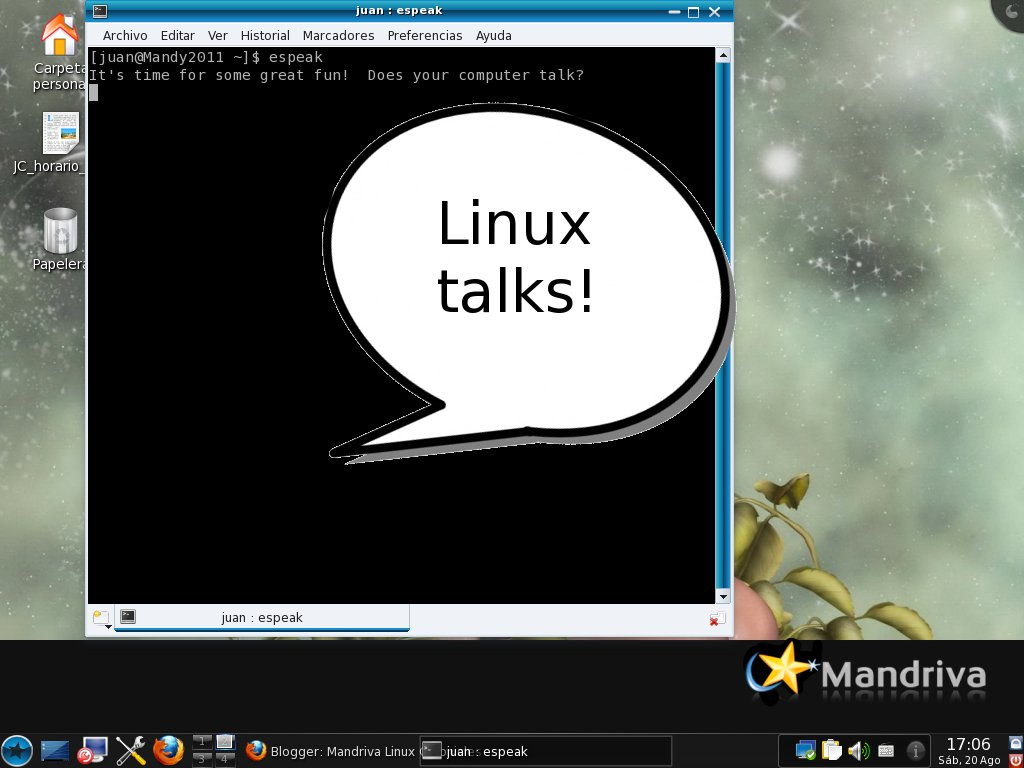 Mandriva Linux Chronicles: agosto 20111024