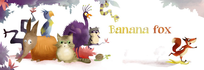 Anne Bollinger/ Banana Fox