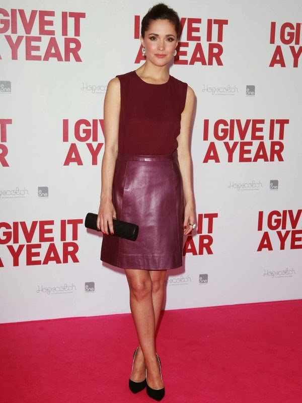 Style Crush #6: Rose Byrne | SILLY LITTLE PICTURES