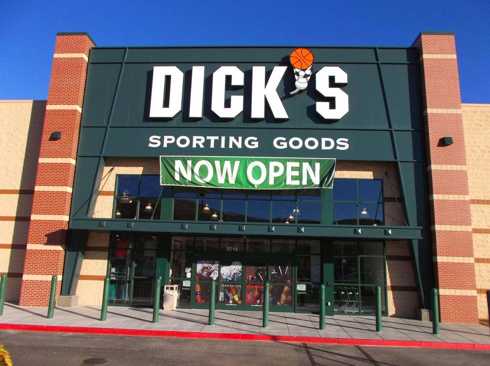 Hayden's Business Blog: Dick's Sporting Goods in Prescott Valley is now open!