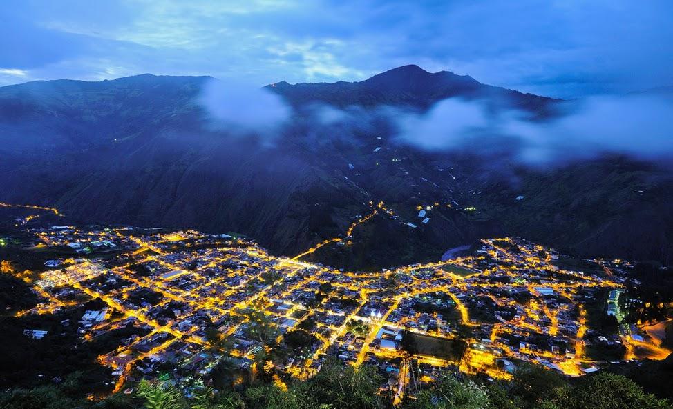 Imagenes De Baños Agua Santa:Baños – Tungurahua – Ecuador: Descubre Baños de Agua Santa