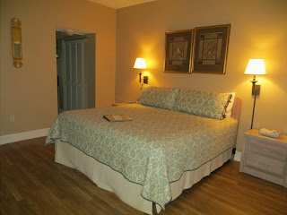 Harbor 26 - Romantic Waterfront Condo - Just 2 Miles from St. Francis Inn 9  H26+092013+bedroom St. Francis Inn St. Augustine Bed and Breakfast