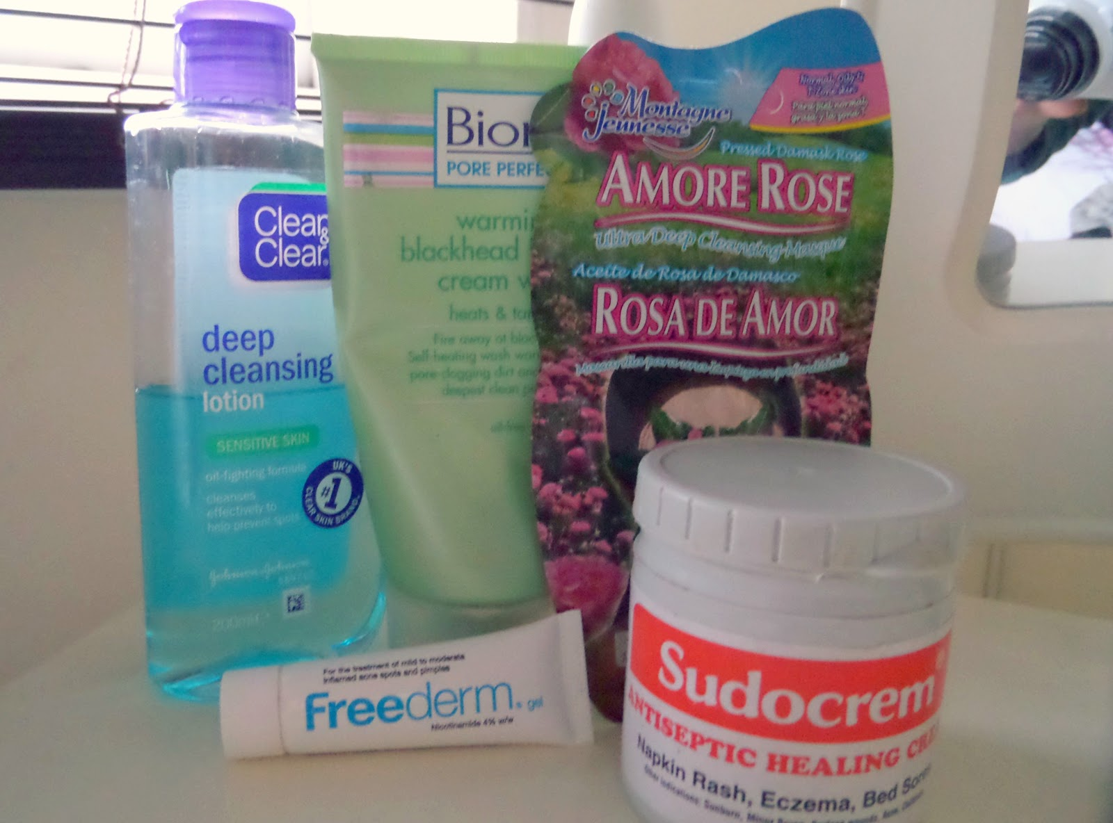 My Quest For Perfect Skin: Spot Cures