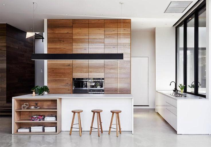 Witte Keuken Sfeer : Stijl & image : tijdloze keuken