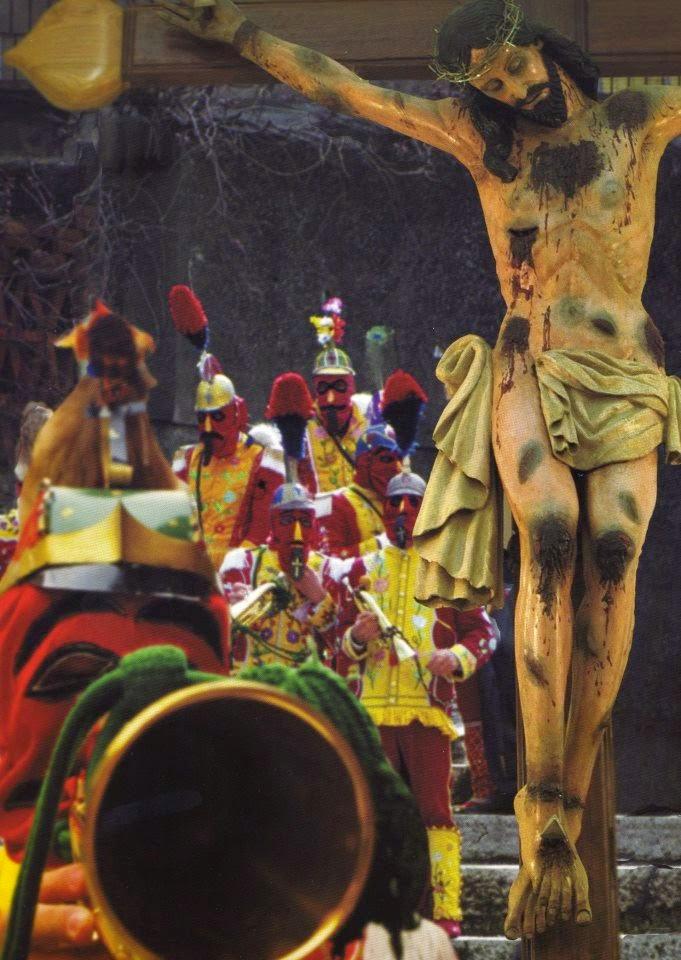I Giudei e i riti della Settimana Santa
