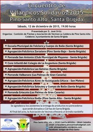 Encuentro de Villancicos Solidarios 2015