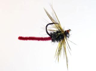 John Montana's Hyrbrid carp fly