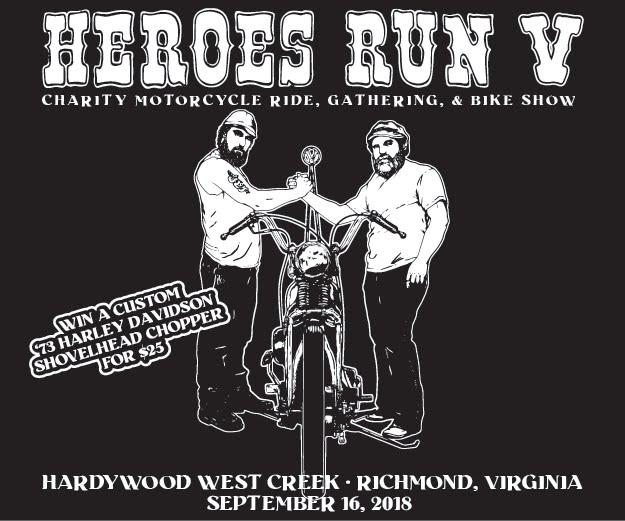Heroes Run V
