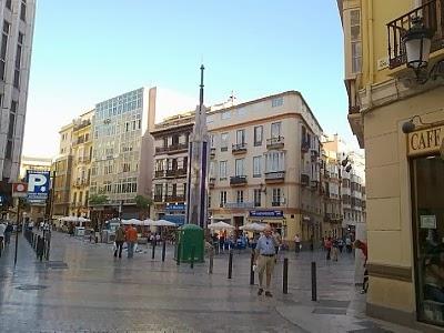 M laga la arquitectura de finales del siglo xix y for Plaza uncibay