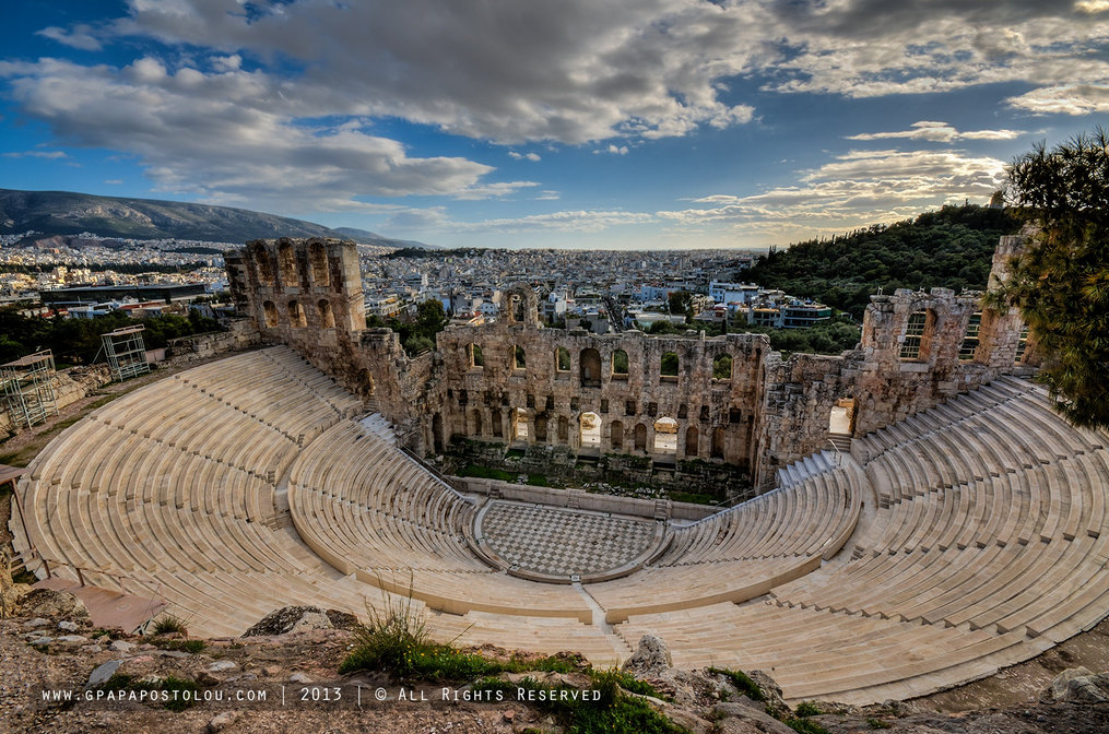 Lets travel the world!: Acropolis of Athens!