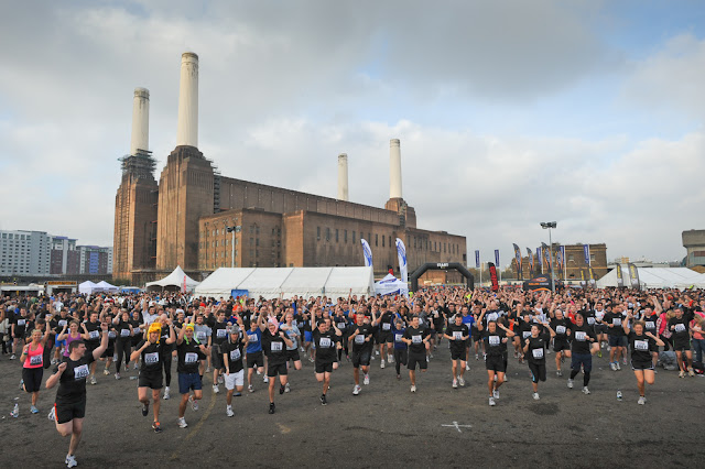 Crowd at Survival of the fittest battersea