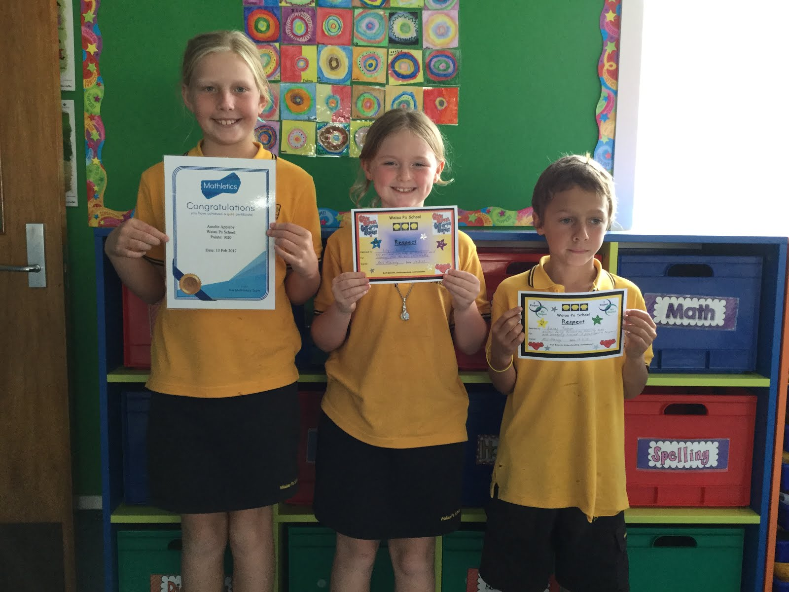 Assembly Certificates