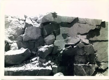 Revetment Bomb Damage
