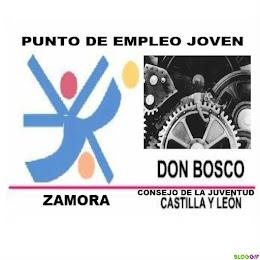 PUNTO DE EMPLEO JOVEN DON BOSCO ZAMORA