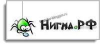 Регистрация сайта в Nigma