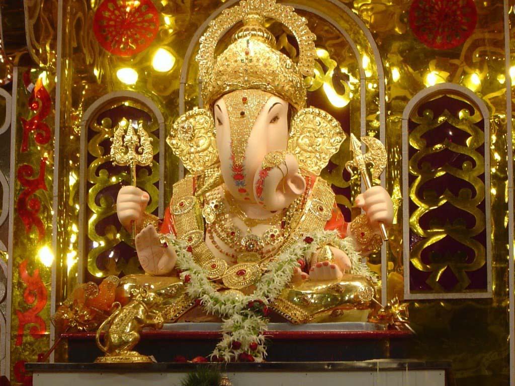 Wallpaper download ganesh - Ganeshaji
