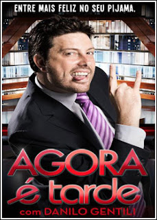 Download – Agora é Tarde – Marco Luque – HDTV (15/08/2013)