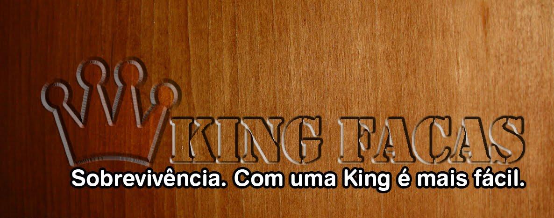KING FACAS  -  CUTELARIA E SOBREVIVÊNCIA