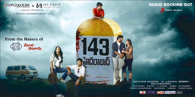 143 Hyderabad Movie Wallpapers