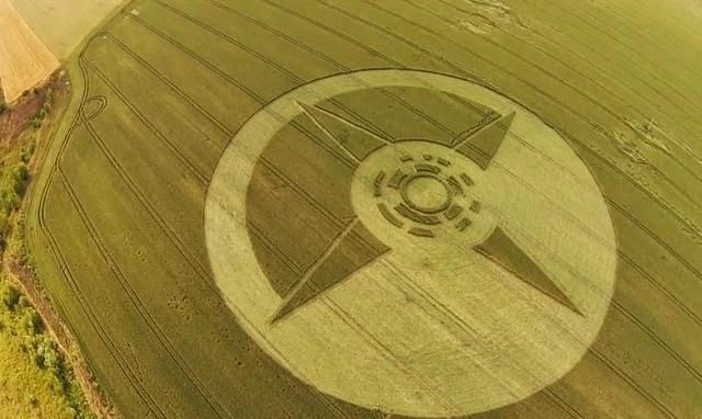 Pay For Crop Circle Damage