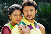 Jaganayakudu Movie Lead pair Photo Shoot-thumbnail-4