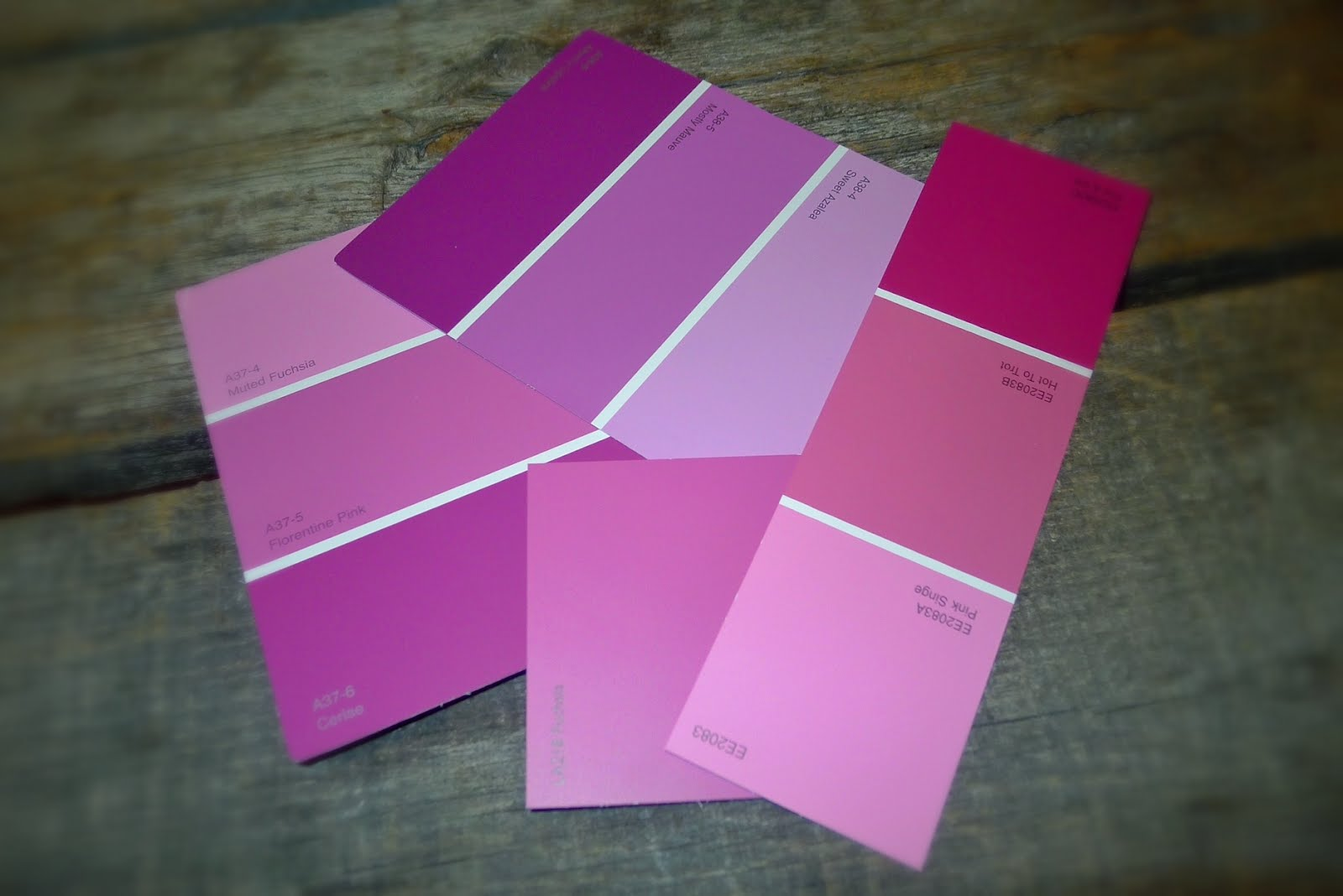 Misc Magenta: Paint Colors