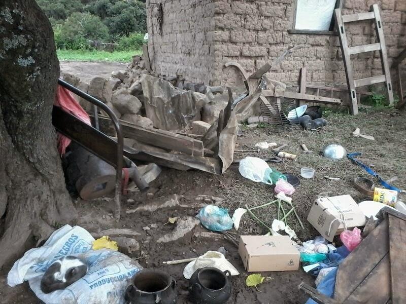 Enotpo salta comunicado urgente atropello violento for Comunidad del sol