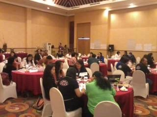 Conference in Makassar